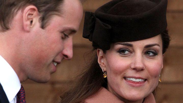 William und Kate: Großbritanniens Traumpaar
