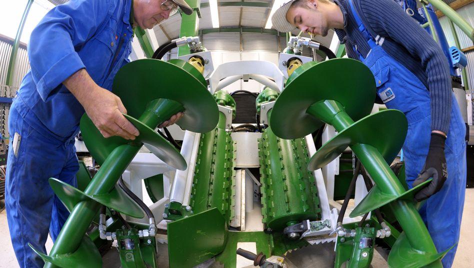 Maschinenbauer in Thüringen: Mangel an Motivatoren