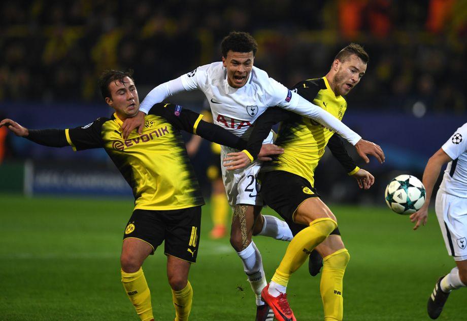 Dortmund Gegen Tottenham