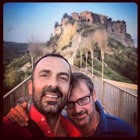 """Partner Rubera, De Gregorio: """"Als schwules Paar hatten wir Angst vor Vorurteilen"""""""