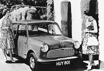 Urahn: Der Mini aus dem Jahre 1959