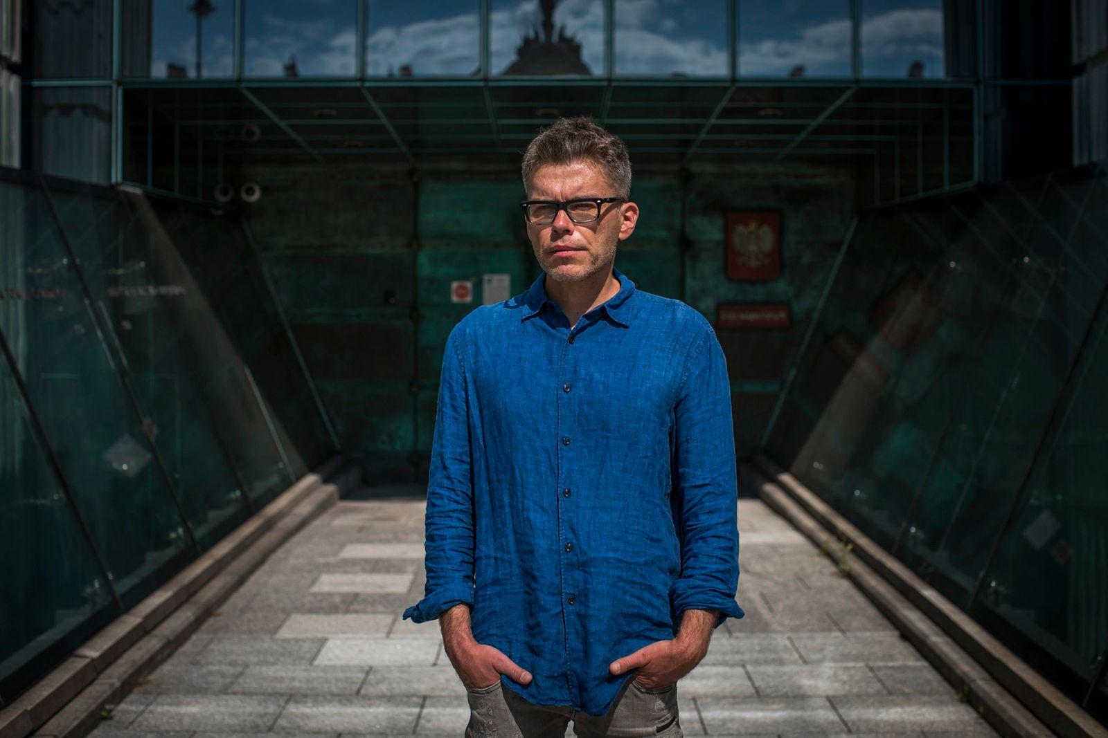 Igor Tuleya photo Anna Liminowicz for Der Spiegel
