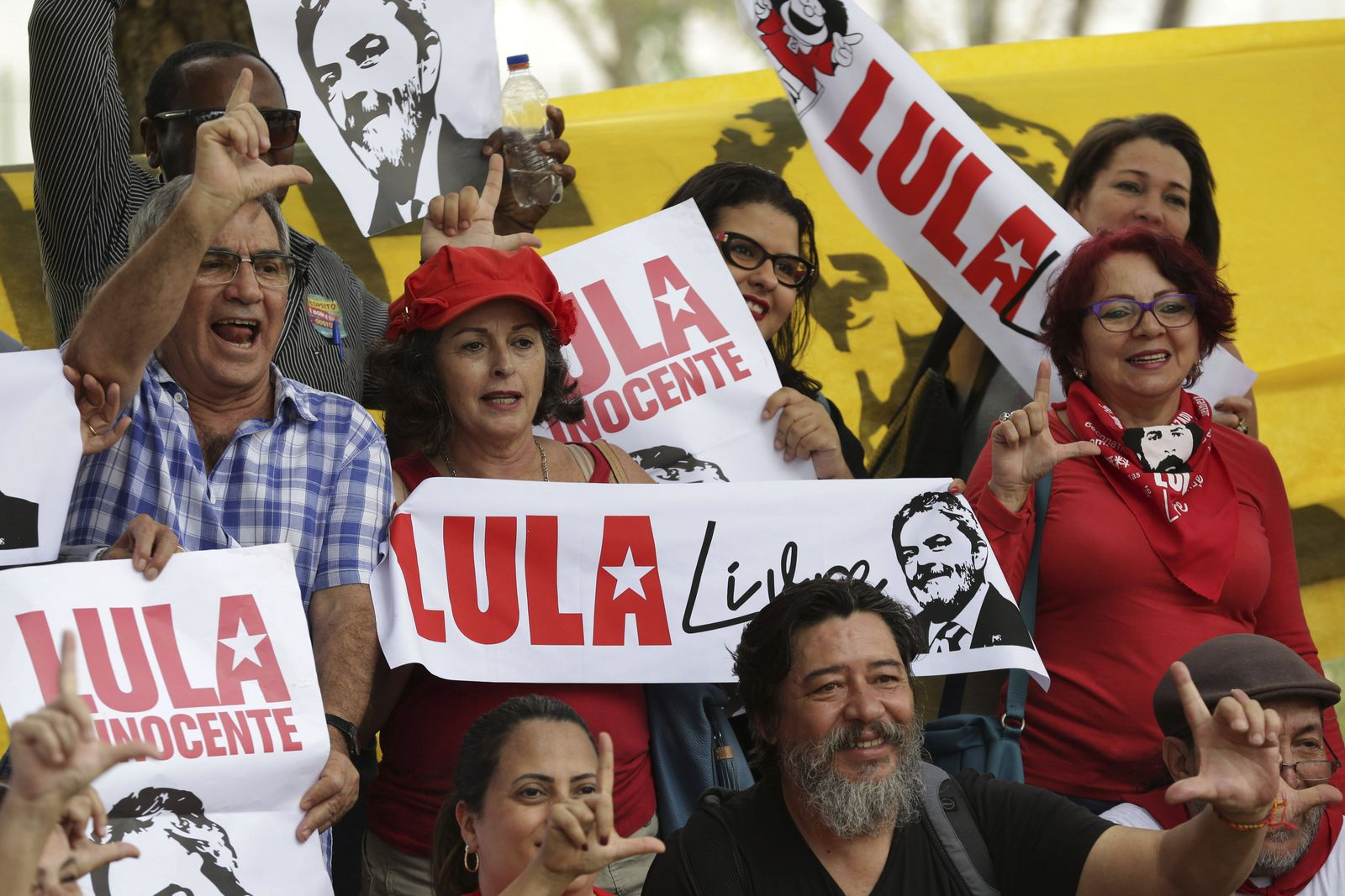 ADDITION Brazil Lula Judgment