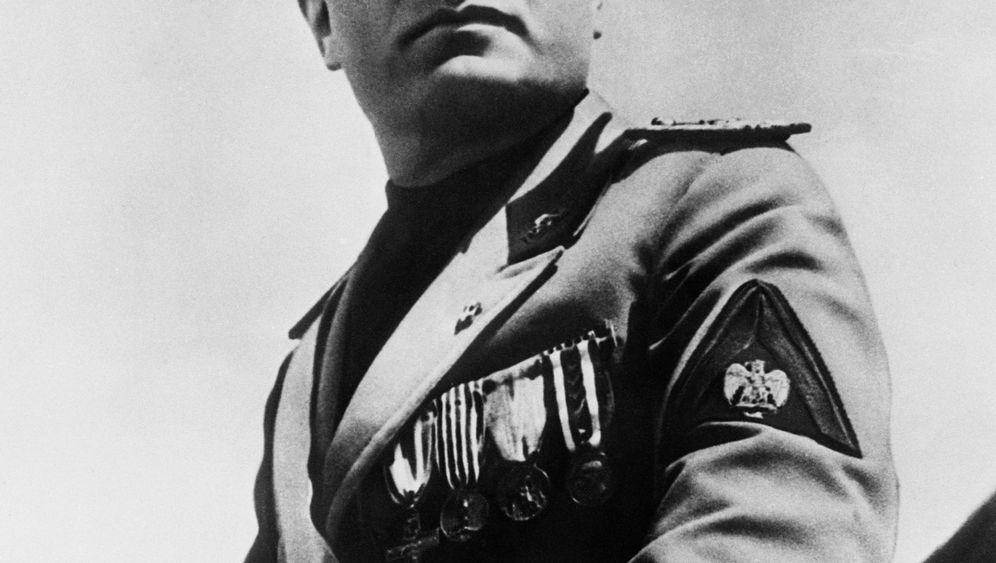 Geheimdienste: Mussolini 007