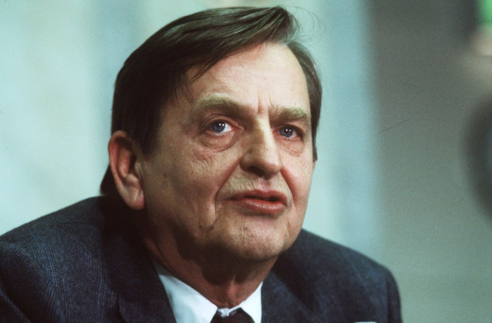 New findings to be announced in Olof Palme assassination, Stockholm, Sweden - 12 Dec 1983