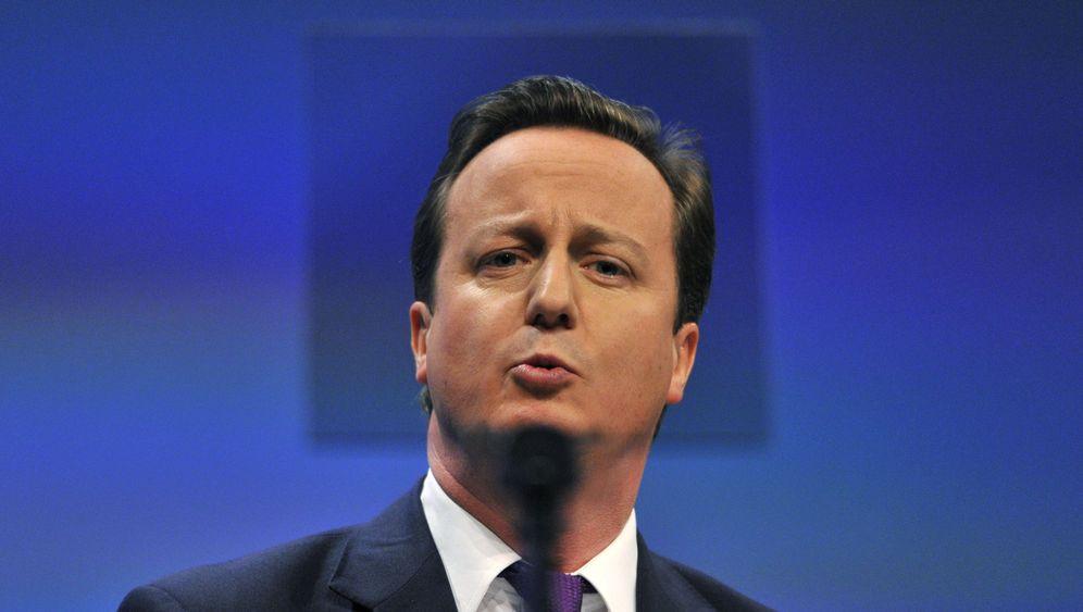 Pub-Besuch von David Cameron: Vergesslicher Premierminister
