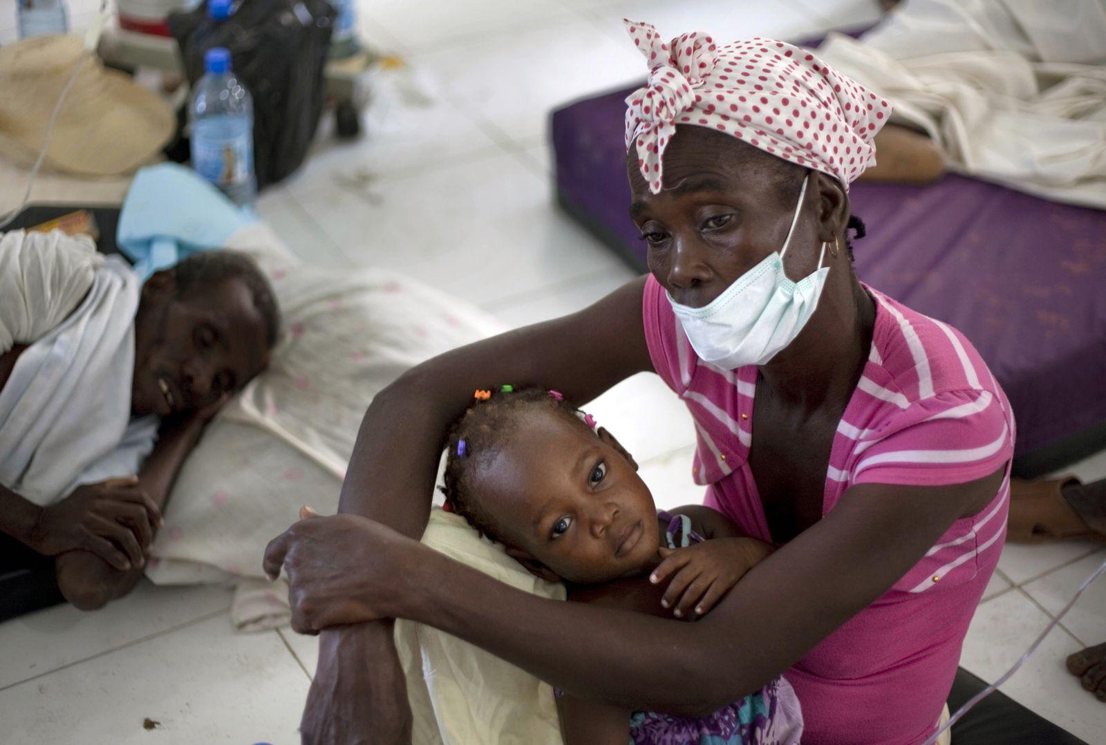 Haiti / Cholera