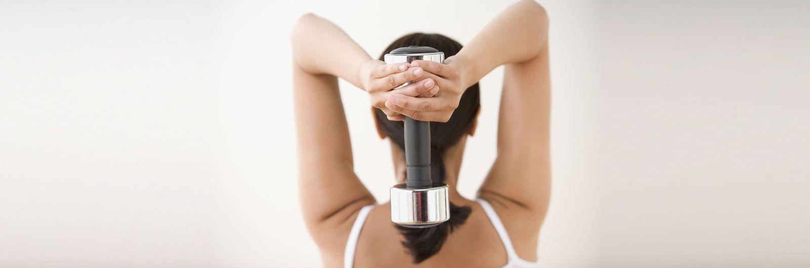 NICHT MEHR VERWENDEN! - Muskeltraining / Fitness / Hantel