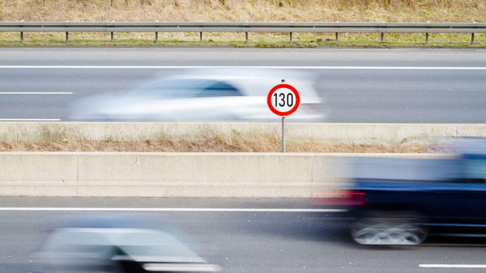 Deutsche Autobahn: Der Deutsche Verkehrssicherheitsrat fordert ein Tempolimit von 130 km/h
