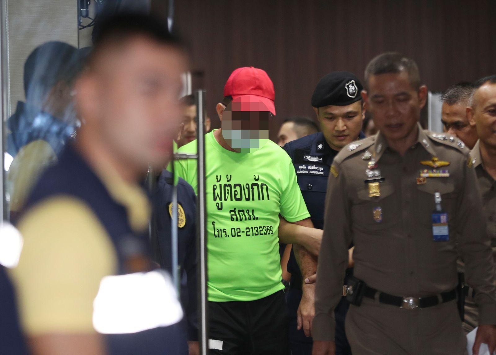 Thailand Germany Crime