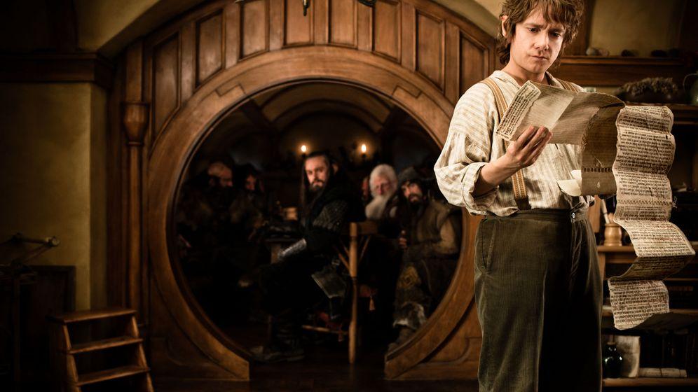 """""""Hobbit""""-Verfilmung: Aus zwei mach drei"""