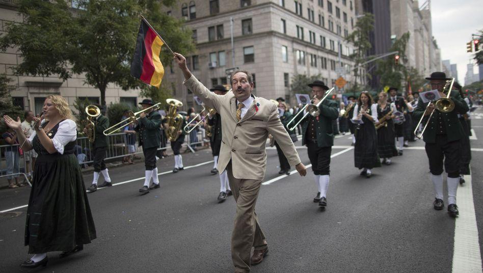 Steuben-Parade in New York