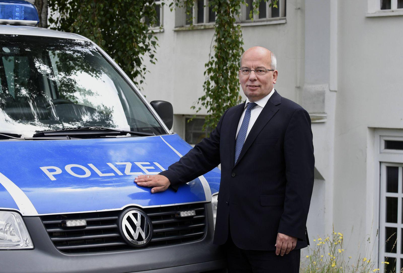 EINMALIGE VERWENDUNG Rainer Wendt