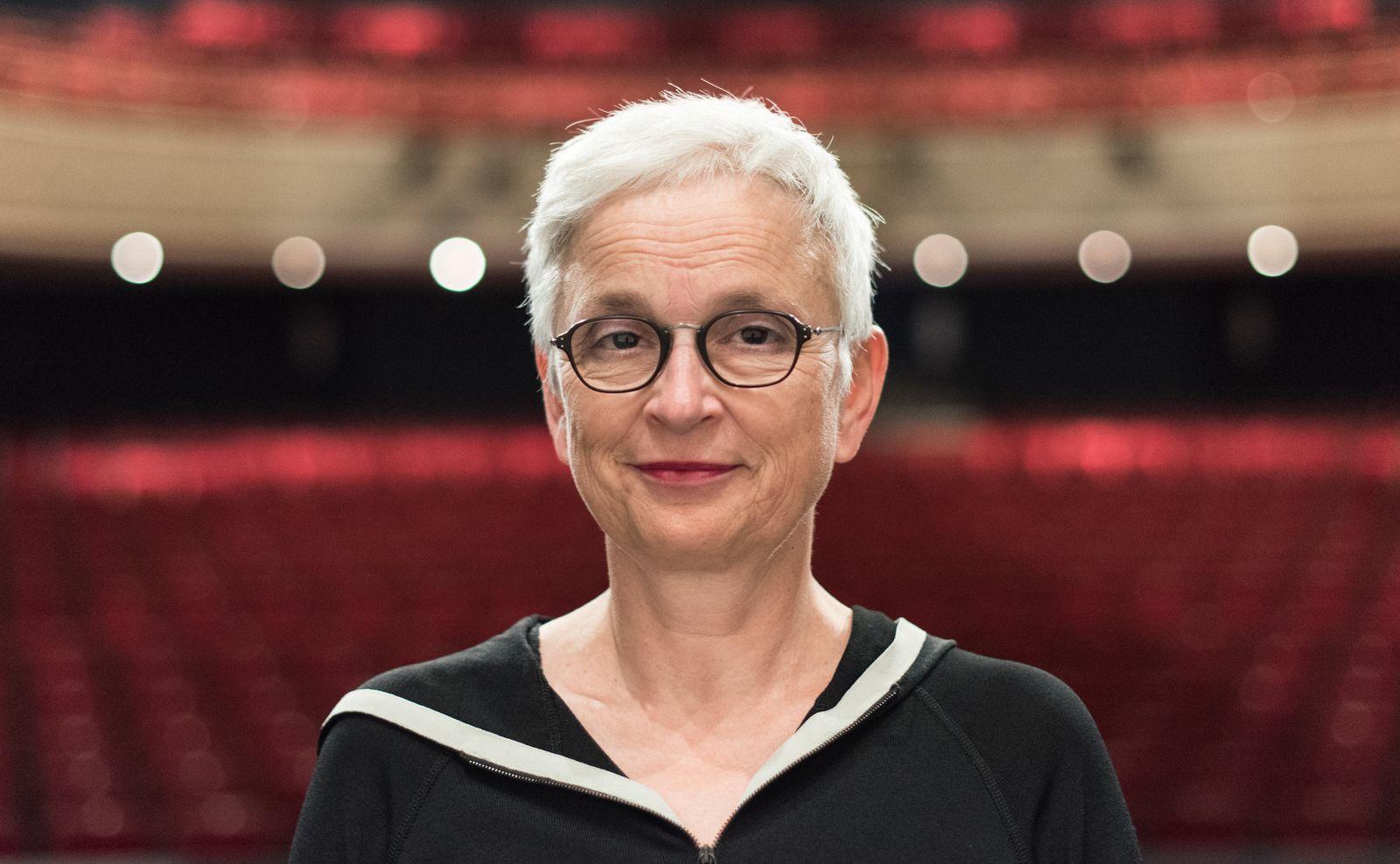 Barbara Mundel/ Münchner Kammerspiele