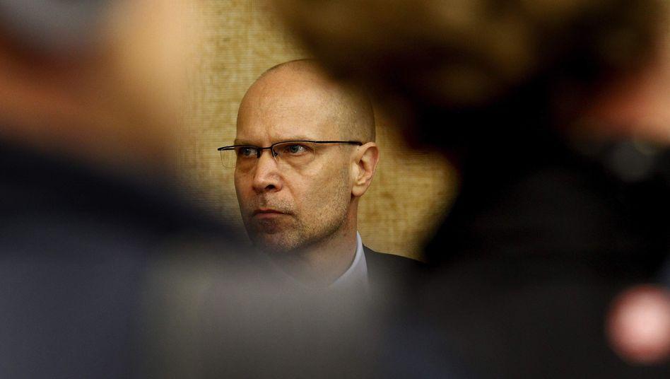 Früherer Siemens-Manager Ganswindt: Schwere Vorwürfe