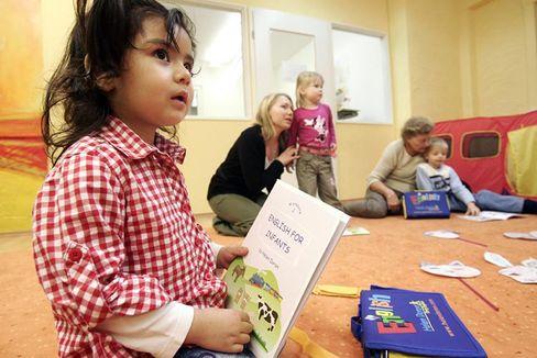 Kleinkinder (in Stuttgarter Kita): Die Angst der Eltern, etwas zu verpassen