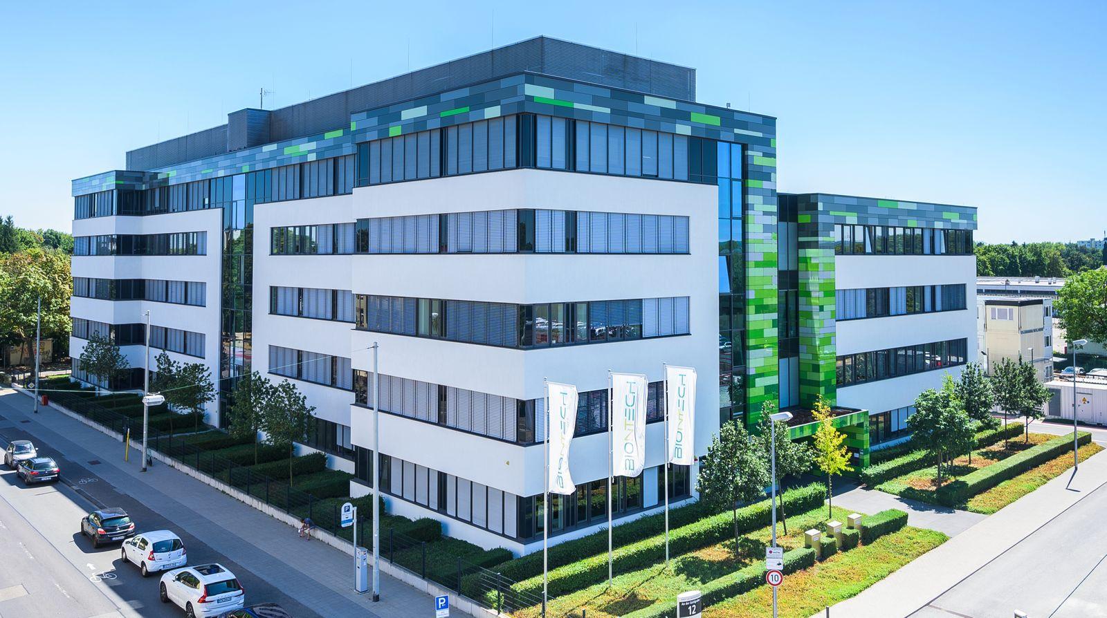 Biotechnologie-Unternehmen Biontech