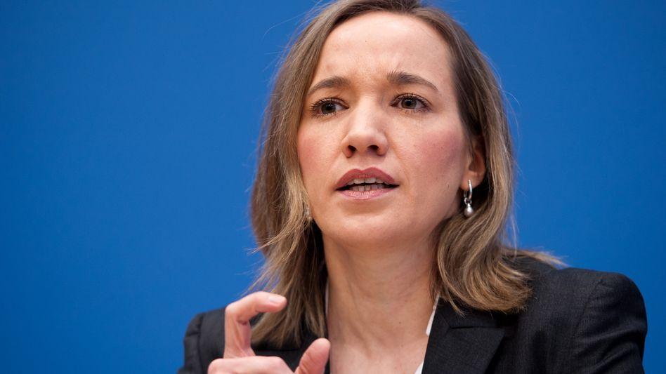 Bundesfamilienministerin Schröder: Referentin als Co-Autorin