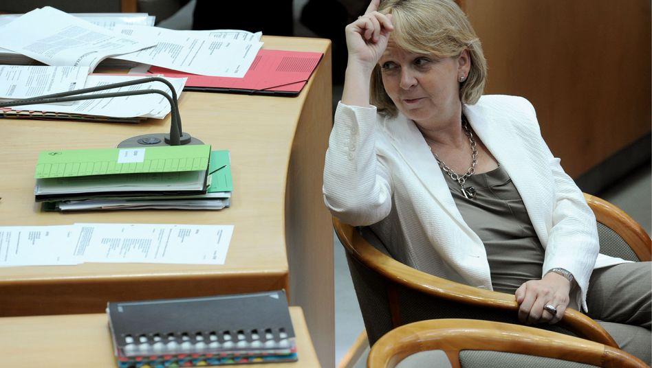 NRW-Ministerpräsidentin Kraft: Linke stellt Bedingungen