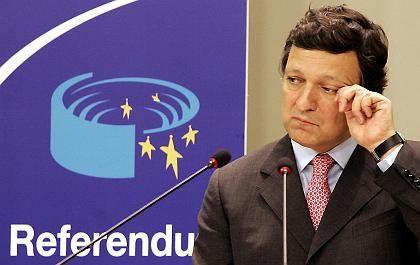 EU-Kommissionspräsident Barroso: Warnung vor einseitigen Schritten