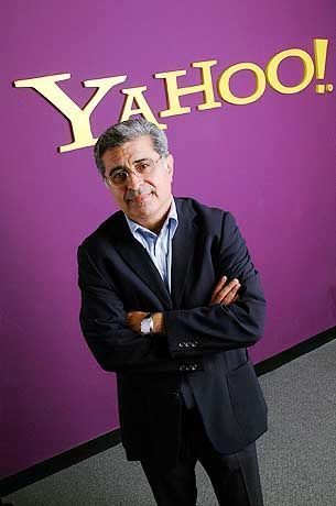 Yahoo-Manager Terry Semel: Will die Web-Marke zur Medienmarke machen