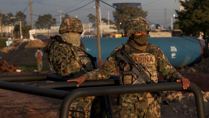 "Drogenboss ""El Chapo"": Flucht durch 1,5-Kilometer-Tunnel"