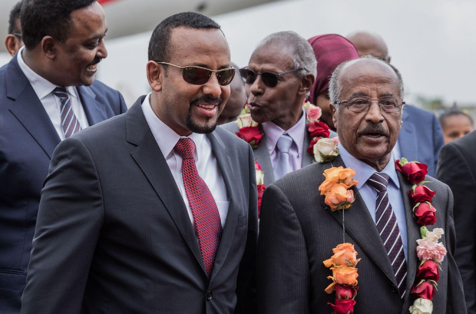 ETHIOPIA-ERITREA-POLITICS-PEACE
