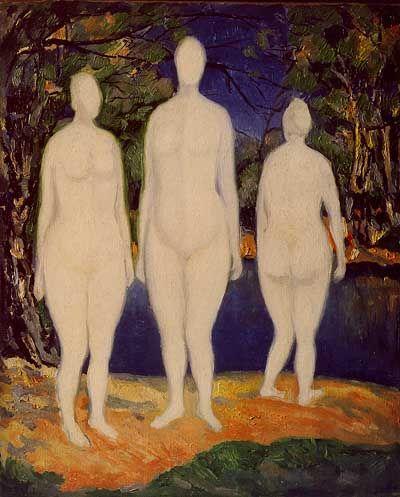 """Badende Frauen"", 1930"