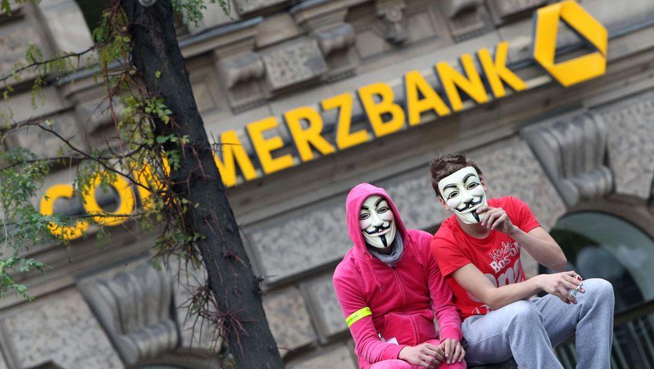 Occupy-Demonstranten: Proteste haben Nachdenklichkeit ausgelöst