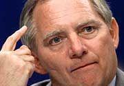 """Verlangt """"stärkere Verrechtlichung der internationalen Beziehungen"""": Schäuble"""