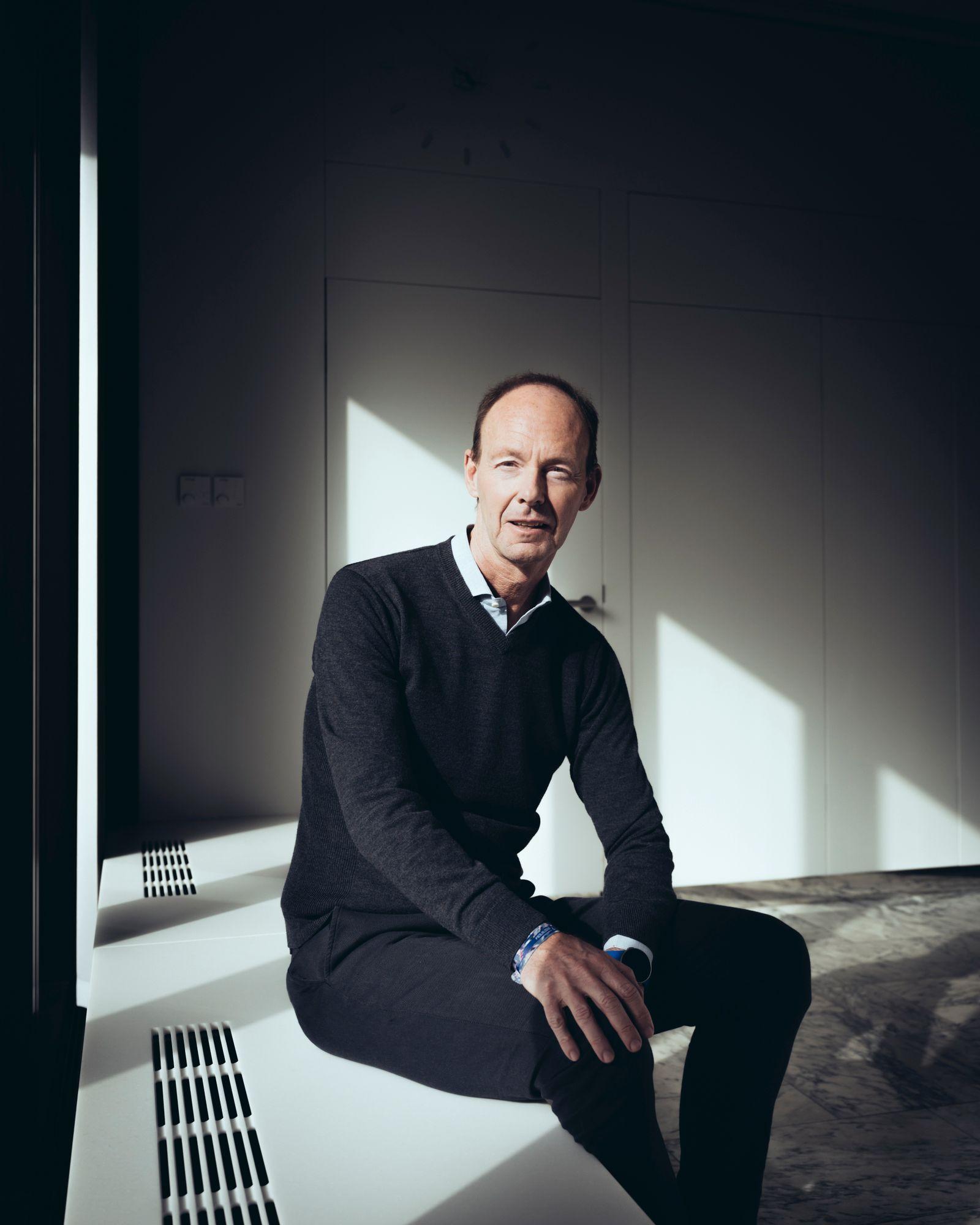 Der Spiegel - Thomas Rabe, bei Bertelsmann in Gütersloh