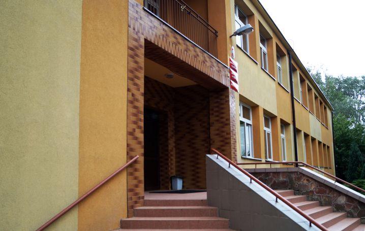 Grundschule in Kazun Nowy