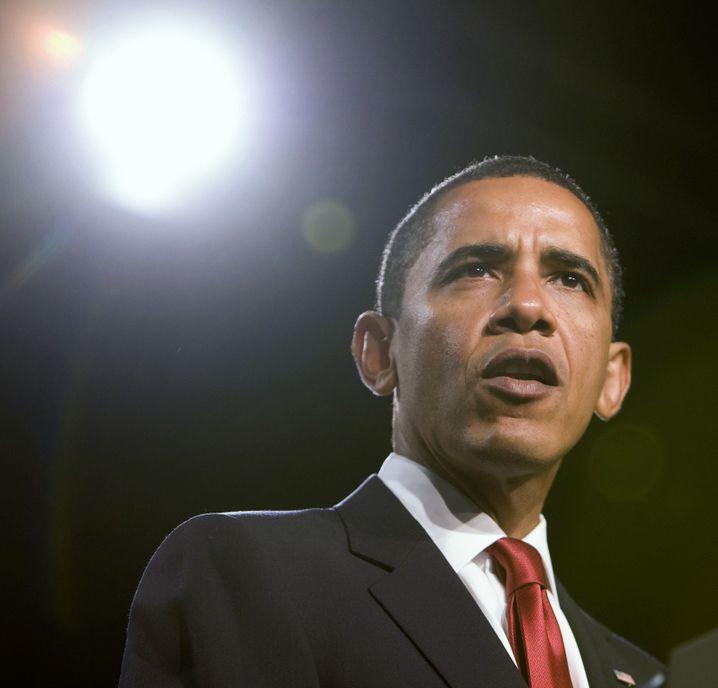 """US-Präsident Obama: Kein """"echter"""" Amerikaner?"""