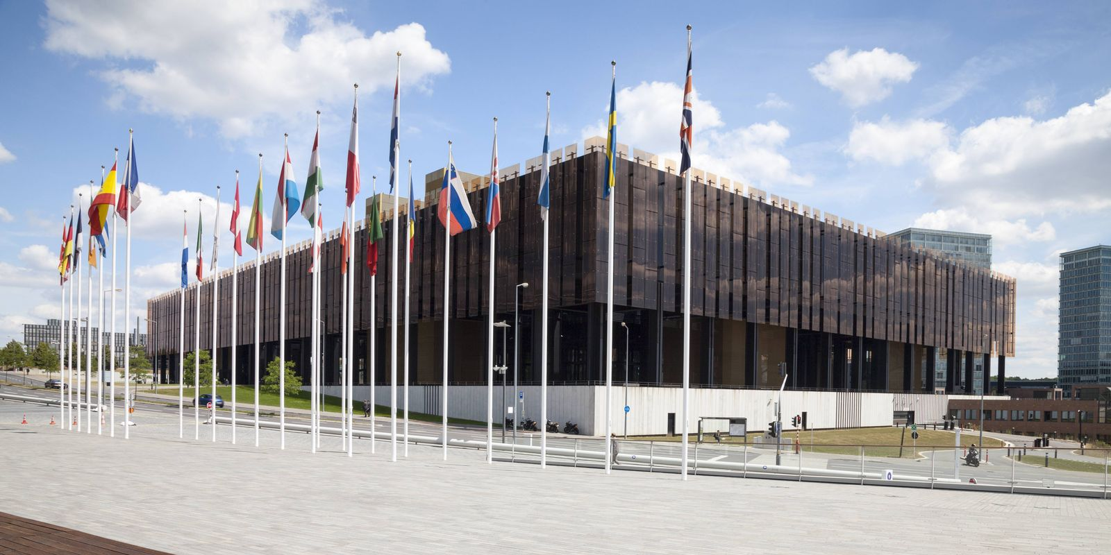 EINMALIGE VERWENDUNG European Court of Justice / EuGH / Europäische Gerichtshof