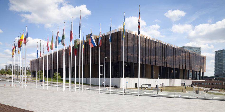 Justizpalast in Luxemburg: Europas oberste Richter haben geurteilt