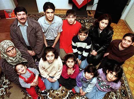 Türkische Migrantenfamilie: Ist jeder Ausländer verdächtig?
