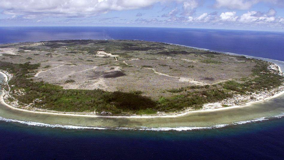 Insel Nauru (Archivbild)