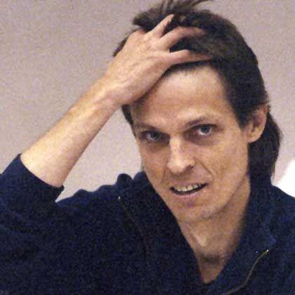 Christian Klar 1992 vor Gericht: Angehörige von RAF-Opfern sind gegen seine Begnadigung