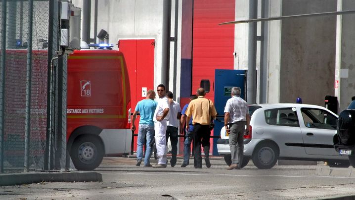 Marcoule: Explosion in stillgelegter Atomanlage