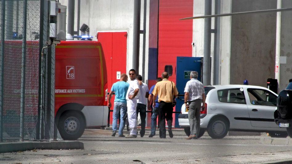 Atomunfall in Südfrankreich: AKW-Betreiber rätselt über Explosionsursache