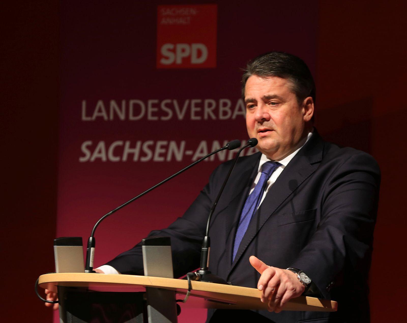 Neujahrsempfang der SPD Sachsen-Anhalt