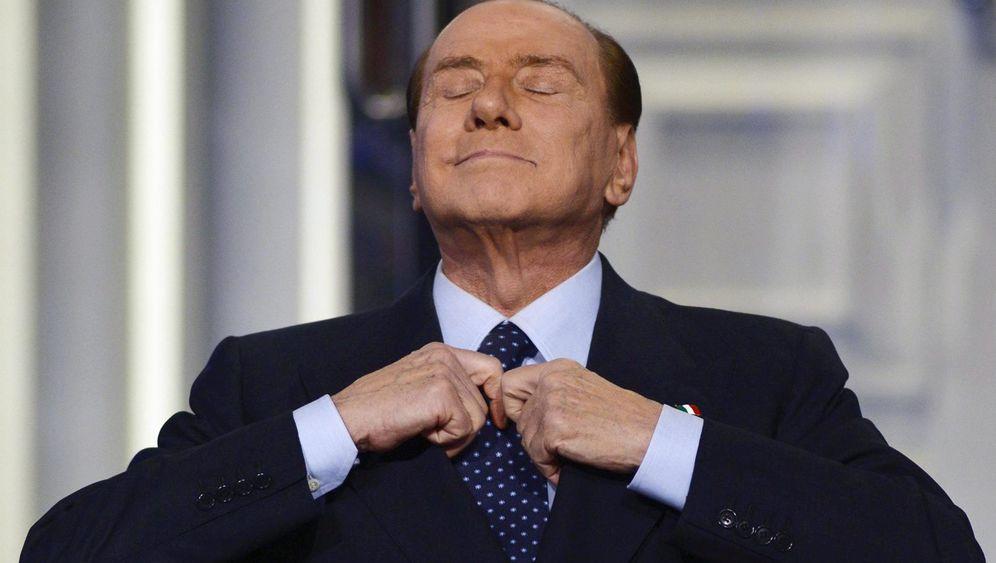 """Korruption in Italien: """"Eine Regierung von Lumpen"""""""