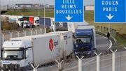 Eurotunnel gesperrt, Fährterminal in Dover geschlossen