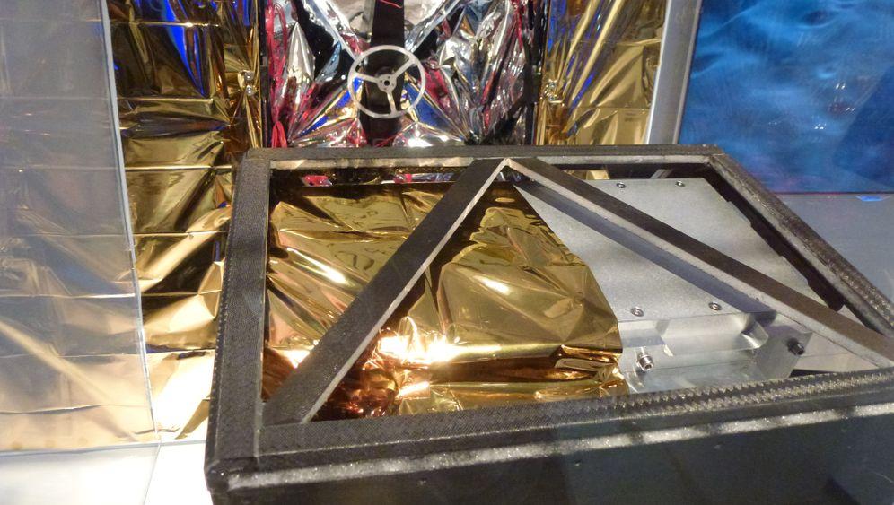"""Asteroidenmission """"Mascot"""": Auf dem Weg zu 1999 JU3"""