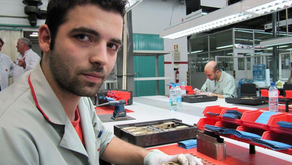 """Leica Portugal: """"Eine Bewegung zerstört die Arbeit von 15 Minuten"""""""