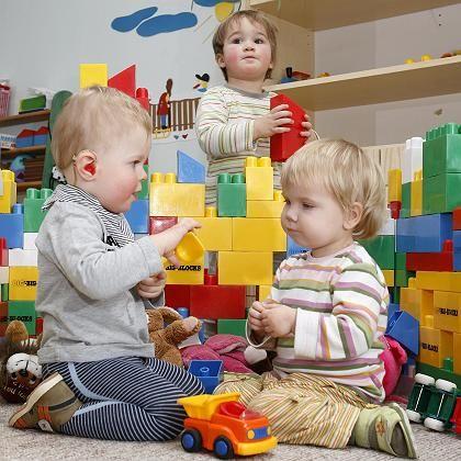 Kinderkrippe: Rechtsanspruch auf Betreuungsplatz ab 2013