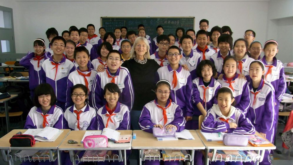 Schüler in China: Gefügig, aber phantasielos