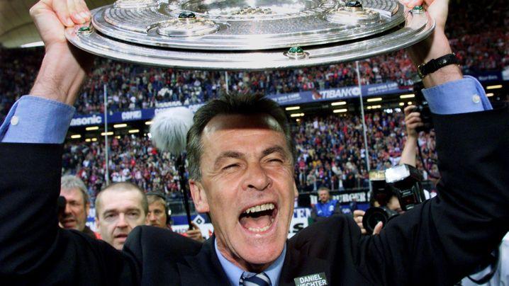 Ottmar Hitzfeld: Der Trainerfuchs im Trenchcoat