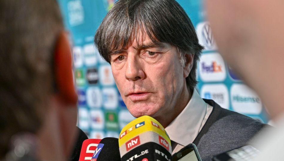 Spielt die Elf von Joachim Löw bald noch mal gegen Frankreich?