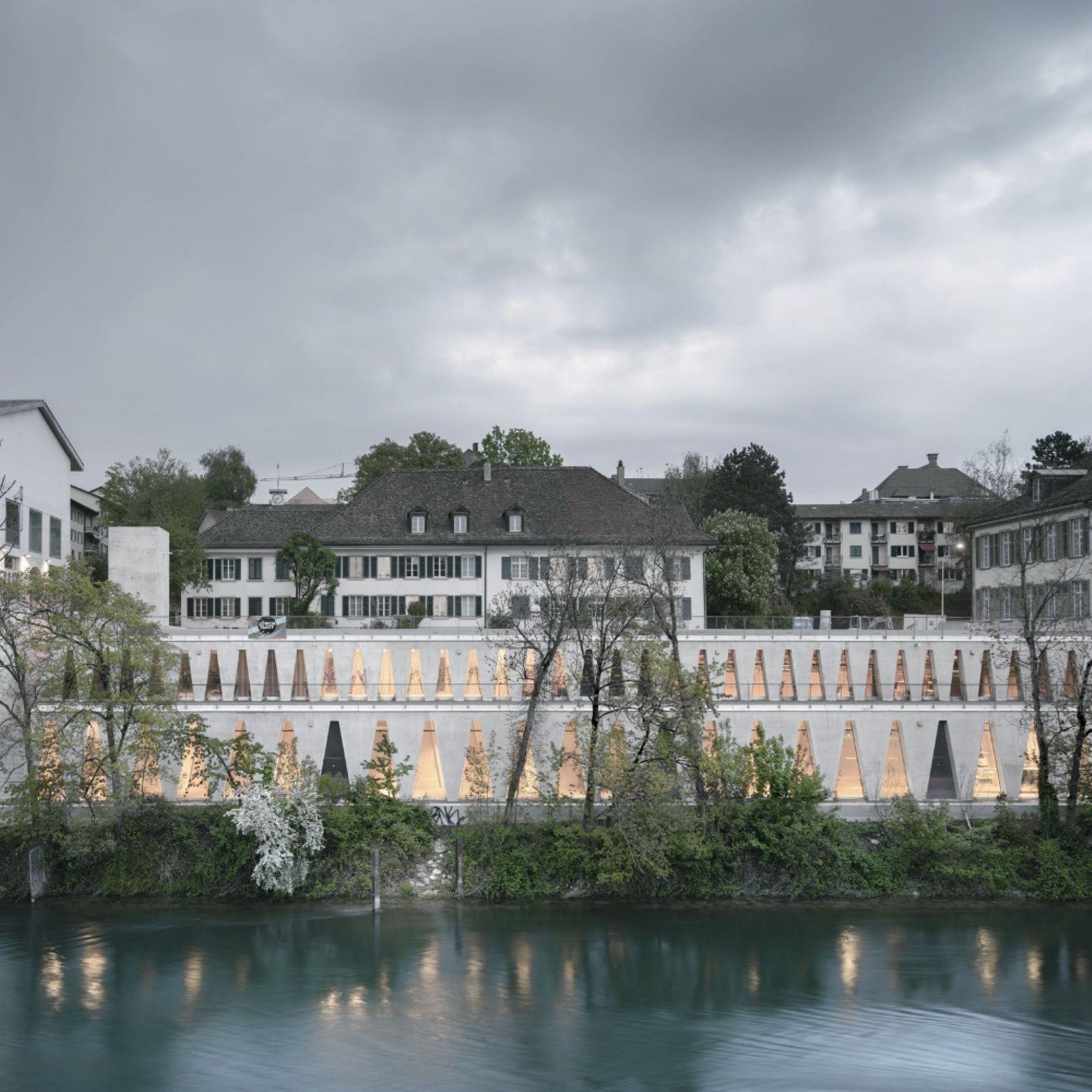 Tanzhaus Zürich by Barozzi Veiga GmbH
